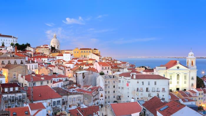 Prime market in lisbon real estate