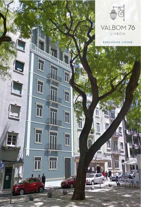 Valbom 76 - luxury apartment in Lisbon
